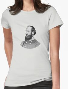 Stonewall Jackson Womens Fitted T-Shirt