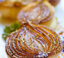 Caramelized Balsamic Onions by Edward Fielding