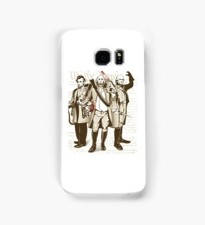 President Kick Asses Samsung Galaxy Case/Skin