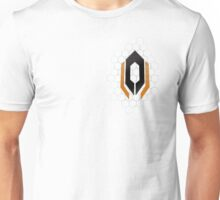 Mass Effect - Cerberus(Black) - Chest Left Unisex T-Shirt