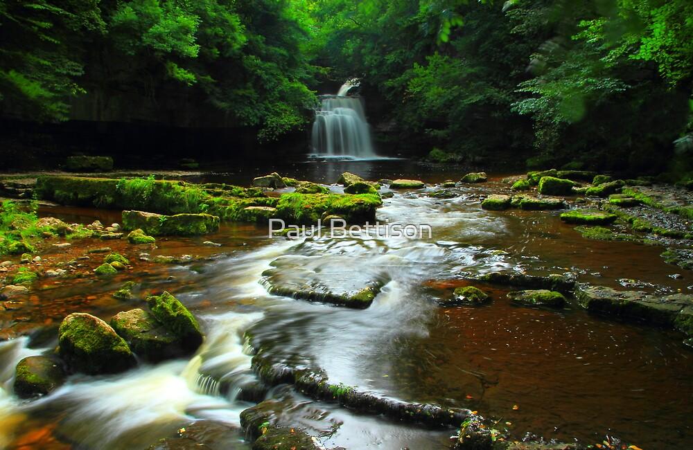 Cauldron Falls by Paul Bettison