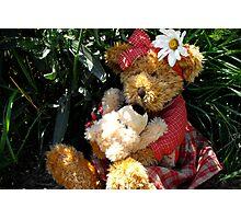 The Mama Bear said to the Baby Bear. . . . Photographic Print