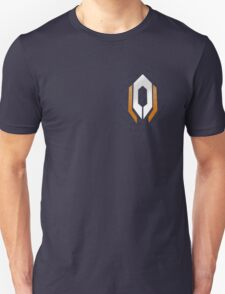 Mass Effect - Cerberus(White) - Chest Left T-Shirt