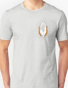 Mass Effect - Cerberus(White) - Chest Left Unisex T-Shirt