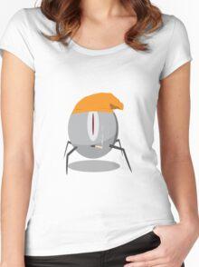 Da future. Women's Fitted Scoop T-Shirt