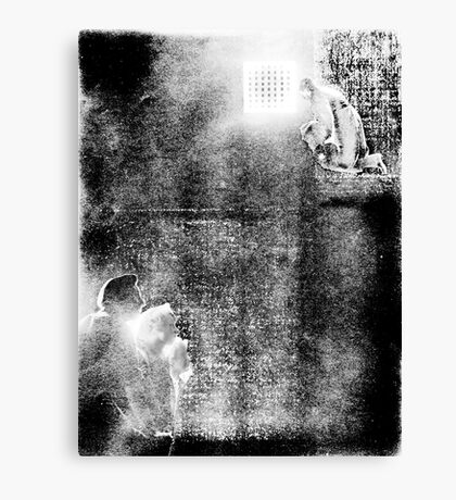 Bullet Shaped. Canvas Print