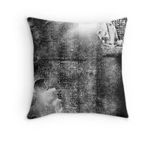 Bullet Shaped. Throw Pillow
