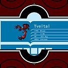 POKEMON: Pokedex vs Yveltal for iPhone 4/4s by Ruo7in