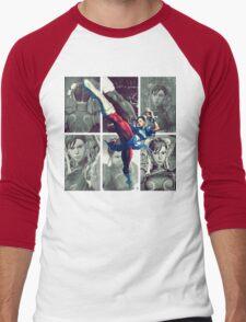 A Legendary Woman Men's Baseball ¾ T-Shirt