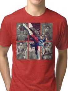 A Legendary Woman Tri-blend T-Shirt
