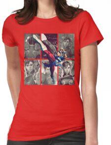 A Legendary Woman Womens Fitted T-Shirt