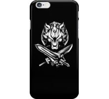 Ultima Buster  iPhone Case/Skin