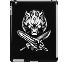 Ultima Buster  iPad Case/Skin