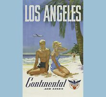 Vintage poster - Los Angeles T-Shirt