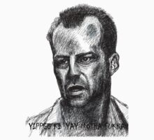 Yippee Ki Yay  Die Hard  by david michael  schmidt