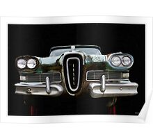 Once a Dream - '58 Edsel Poster