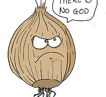 The Atheist Onion by TheKingLobotomy