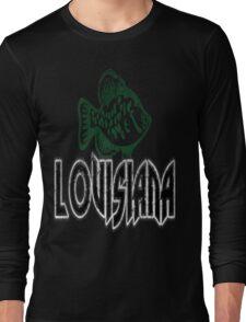 FISH LOUISIANA VINTAGE LOGO Long Sleeve T-Shirt