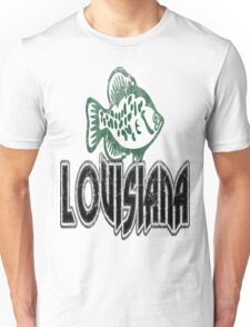 FISH LOUISIANA VINTAGE LOGO Unisex T-Shirt