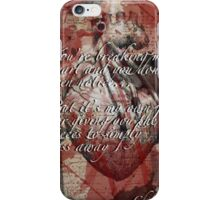 Broken Hearted iPhone Case/Skin