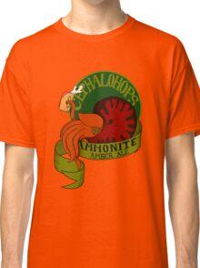 Ammonite Amber Ale Classic T-Shirt