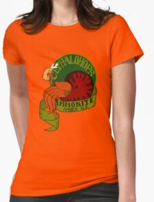 Ammonite Amber Ale Womens Fitted T-Shirt