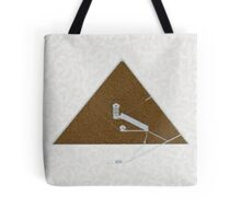 Great Pyramid by Pierre Blanchard Tote Bag