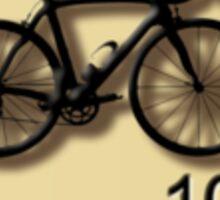 Bike Scrabble Tile Sticker