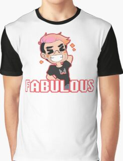 Markiplier-FABULOUS! Graphic T-Shirt