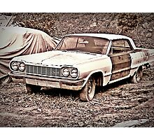 Two Tone Drag Photographic Print