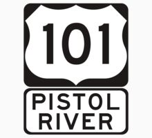 US 101 - Pistol River by IntWanderer