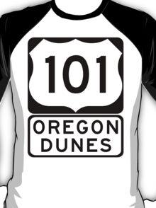 US 101 - Oregon Dunes T-Shirt