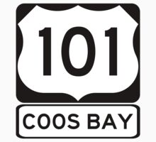 US 101 - Coos Bay by IntWanderer