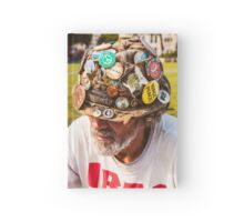 Brian Haw - Peaceful Protestor Hardcover Journal
