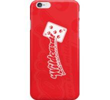 Red 5 Wildcard iPhone Case/Skin