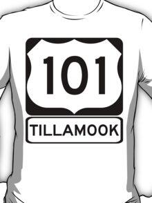US 101 - Tillamook T-Shirt