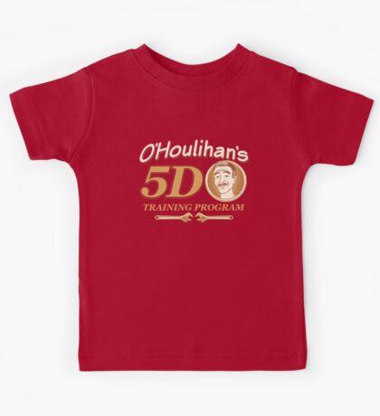 O'Houlihans 5D Training Program Kids Tee