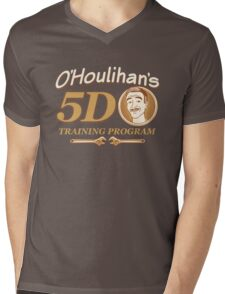 O'Houlihans 5D Training Program Mens V-Neck T-Shirt