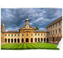 Emma - Cambridge University - England Poster