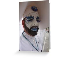 LA SISTER of PERPETUAL INDULGENCE Greeting Card