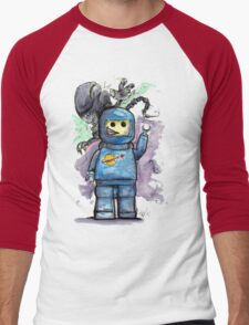 Spaced Out! Men's Baseball ¾ T-Shirt