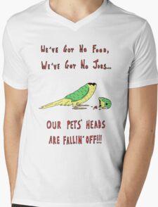 Dumb & Dumber Illustration Mens V-Neck T-Shirt