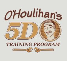O'Houlihan's 5D Training Program - Dark by DoodleDojo