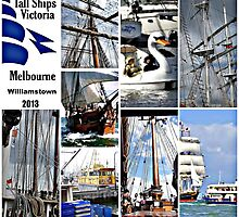 Melbourne International tall ship festival by DMEIERS