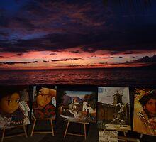 pictures of an exhibition - pinturas de una exhibición by Bernhard Matejka