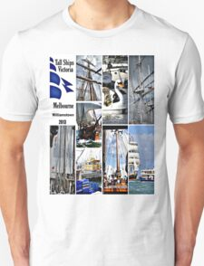 Melbourne Festival Unisex T-Shirt