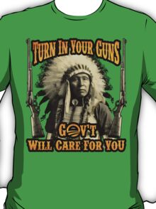 Turn in your Guns T-Shirt