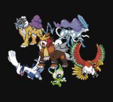 Second Gen Legendaries T-Shirt