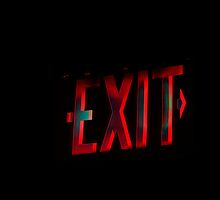 Exit by Winterrr