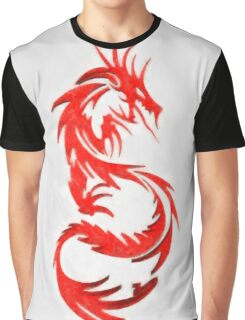 Red Dragon by Pierre Blanchard Graphic T-Shirt